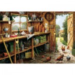 Puzzle  Gibsons-G846 The Garden Shed