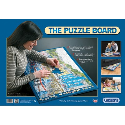 Gibsons-G9000 Das Puzzle Board