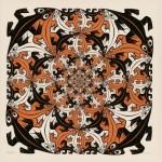 Puzzle   MC Escher: Salamanders
