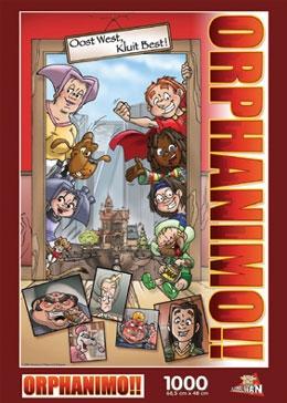 Puzzle PuzzelMan-039 Eine schicke Familie