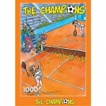 Puzzle  PuzzelMan-049X The Champions: Langweilliges Tennis