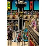 Puzzle  PuzzelMan-059 Der Rittersaal