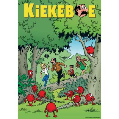 Puzzle PuzzelMan-061 Ausserirdische im Wald