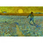 Puzzle  PuzzelMan-087 Van Gogh: Der Säer