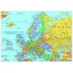 Puzzle  PuzzelMan-125 Europakarte
