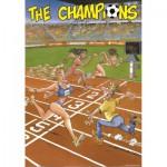 Puzzle  PuzzelMan-152 The Champions: Ankunft 200m Laufen