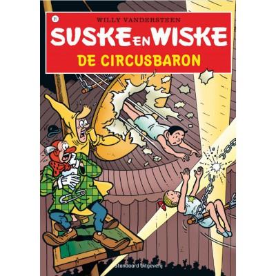 Puzzle PuzzelMan-214 Suske und Wiske: Der Zirkus