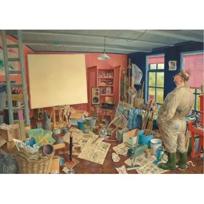 Puzzle PuzzelMan-341 Marius van Dokkum: Inspiration