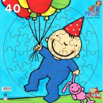 Puzzle  PuzzelMan-434 Die Ballons
