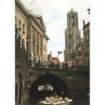 Puzzle  PuzzelMan-447 Die Niederlande, Utrecht: Rathaus