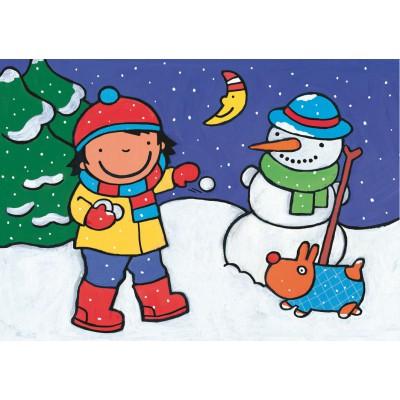 Puzzle PuzzelMan-507 Noa: In Schnee
