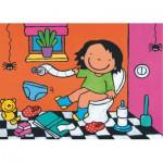 Puzzle  PuzzelMan-601 Noa: In den Toiletten