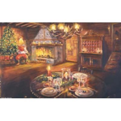 Puzzle PuzzelMan-6258 Santa Claus