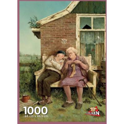 Puzzle PuzzelMan-709 Marius van Dokkum: Die wahre Liebe