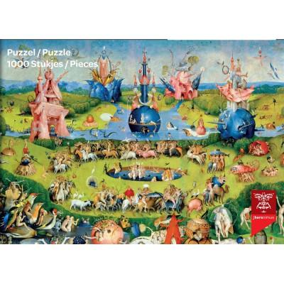 Puzzle PuzzelMan-765 Hieronymus Bosch: Der Garten der Lüste