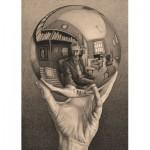 Puzzle  PuzzelMan-818 MC Escher - Globe in Hand