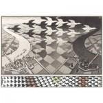 Puzzle  PuzzelMan-829 MC Escher: Day and Night
