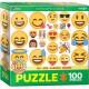 Emojipuzzle - Freude