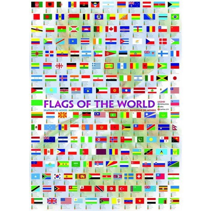 Flaggen dieser Erde