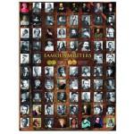 Puzzle  Eurographics-6000-0249 Berühmte Schriftsteller