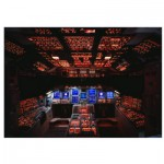 Puzzle  Eurographics-6000-0265 Cockpit der Raumfähre Columbia NASA
