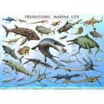 Puzzle  Eurographics-6000-0307 Prehistorisches Unterwasserleben