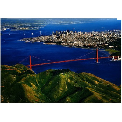 Puzzle Eurographics-6000-0548 Golden Gate Bridge