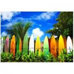 Puzzle  Eurographics-6000-0550 Surfer's Paradise