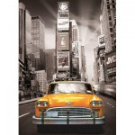 Puzzle  Eurographics-6000-0657 New York Yellow Cab