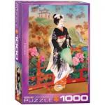 Puzzle  Eurographics-6000-0742 Morita: Higasa