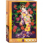 Puzzle  Eurographics-6000-0743 Morita: Tsubaki