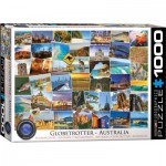Puzzle  Eurographics-6000-0753 Globetrotter Australia