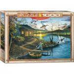 Puzzle  Eurographics-6000-0862 Herbst Rückzug