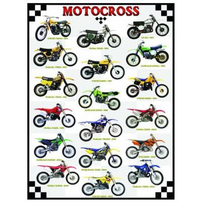 Puzzle Eurographics-6000-1020 Motocross