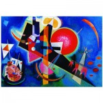 Puzzle  Eurographics-6000-1897 Kandinsky: Im Blau