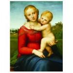 Puzzle  Eurographics-6000-2500 Raphaël: Die kleine Cowper Madonna