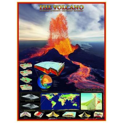 Puzzle Eurographics-6000-2998 Die Vulkane