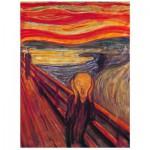 Puzzle  Eurographics-6000-4489 Munch: Der Schrei