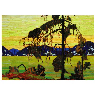 Puzzle Eurographics-6000-7166 Tom Thomson: The Jack Pine