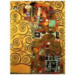 Puzzle  Eurographics-6000-9961 Gustav Klimt: Die Absolvierung