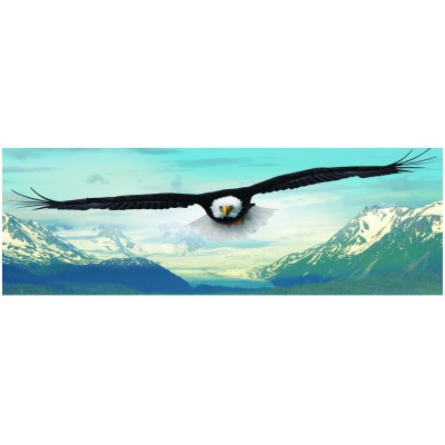 Puzzle Eurographics-6005-0302 Amerikanischer Adler
