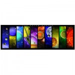 Puzzle  Eurographics-6005-0308 Das Sonnensystem
