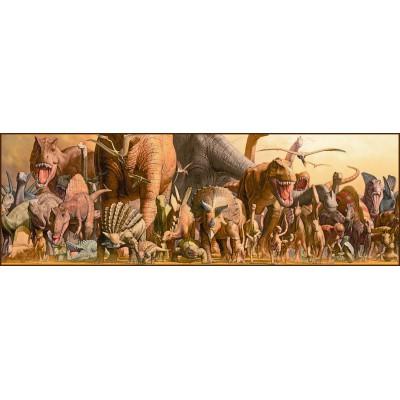 Puzzle Eurographics-6005-4650 Takino: Die Dinosaurier