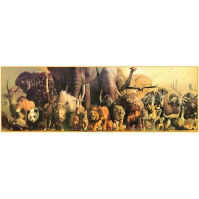 Puzzle Eurographics-6005-4654 Haruo Takino: Die Arche Noah