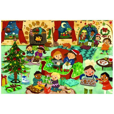 Puzzle Eurographics-6060-0469 Weihnachtsfest