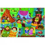 Puzzle  Eurographics-6060-0471 Pyjamaparty