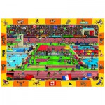 Puzzle  Eurographics-6100-0497 Olympische Spiele