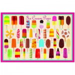 Puzzle  Eurographics-6100-0520 Ice Cream Pops