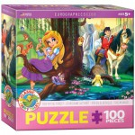 Puzzle  Eurographics-6100-0728 Tag im Wald