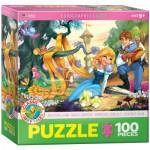 Puzzle  Eurographics-6100-0729 Schönes Haar